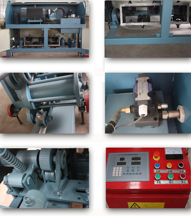 gt4-10a型液压钢筋调直切断机细节图