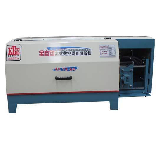 GT4-12D数控液压调直切断机