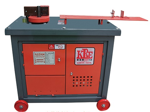 KRE-26C 住宅小区梁场专用弯箍机