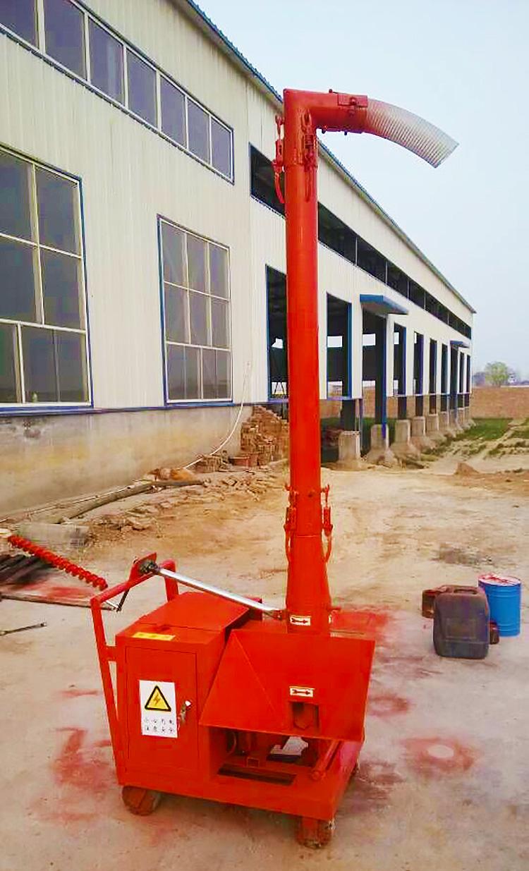 混凝土二次结构浇筑泵
