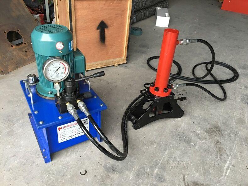 40型液压弯曲机