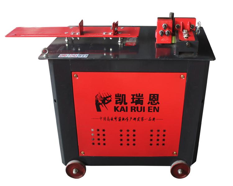 KRE-24A 商业地产梁场专用弯箍机