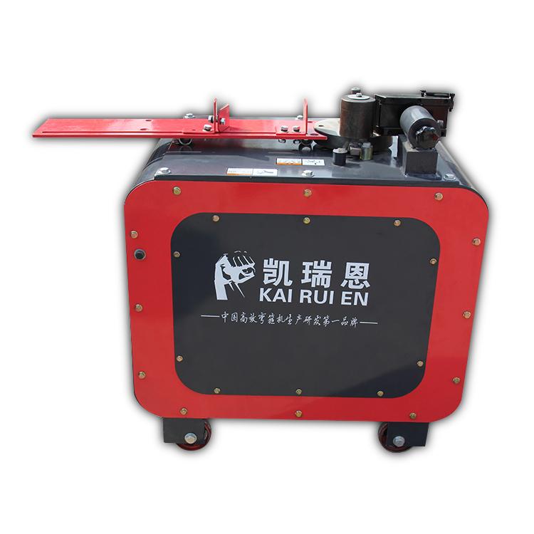X5小区住宅梁场专用智能弯箍机