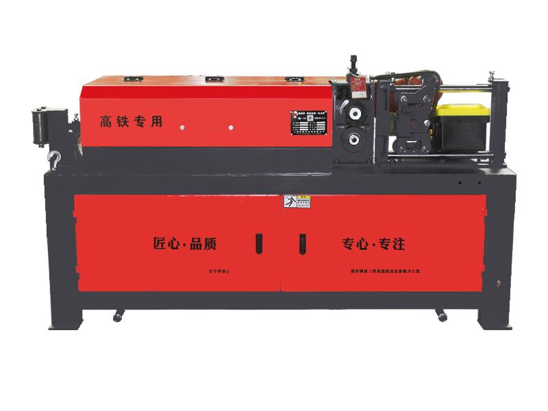 12G-3房建专用钢筋调直切断机