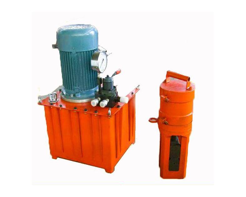 40型钢筋冷挤压机