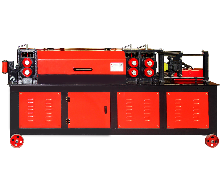 GT4-14F1数控液压调直切断机(单速)