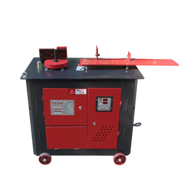 24W-B商业地产专用钢筋弯箍机