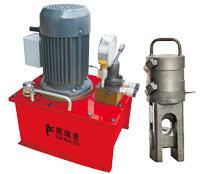 40J-A钢筋冷挤压机