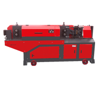 K8高铁专用变频钢筋调直机
